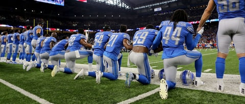 Why Fan Reaction to NFL National Anthem Protests Is About Racism, Not Patriotism