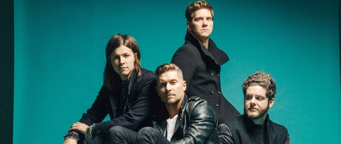 Needtobreathe Talk Christian-Band Stigma, Experimental New LP