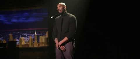 See Kobe Bryant Perform Hilarious Steve Urkel Slam Poem on 'Fallon'