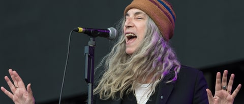 Hear Patti Smith Sing Ambient Nico Song 'I Will Be Seven'
