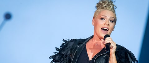 Pink Slams Christina Aguilera Fan Account After VMA Video Vanguard Announcement