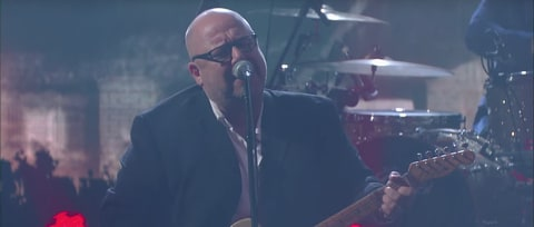 See Pixies Run Through 'Tenement Song' on 'Colbert'
