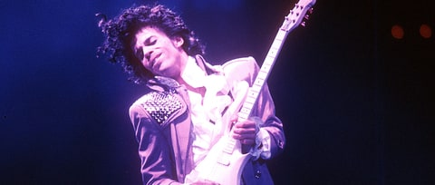 Prince Items From Paisley Park to Exhibit in London