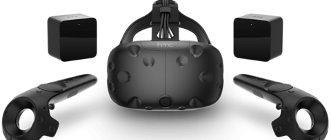 HTC Vive VR Headset Gets $200 Price Drop