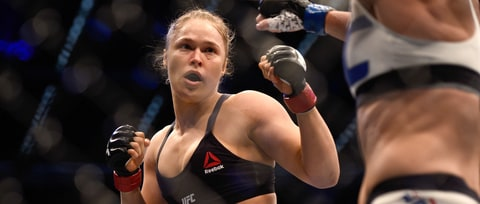 Ronda Rousey Rules Out UFC 205 Return