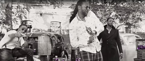 Watch 2 Chainz, Quavo Channel Flapper Era in 'Good Drank' Video