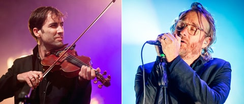 Watch Andrew Bird, National's Matt Berninger Cover Lou Reed