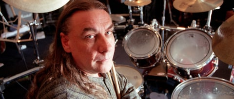 Black Sabbath Drummer Bill Ward Selling Vintage, Studio-Used Gear