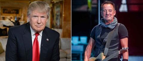 Bruce Springsteen Calls Donald Trump a 'Moron'