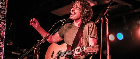 Chris Cornell: 8 Great Acoustic Covers
