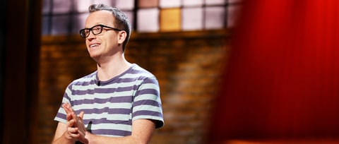 Chris Gethard: Seriously Dark Comedy