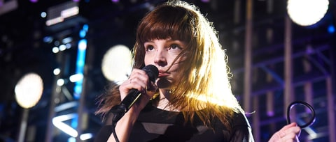 Watch Chvrches' Emotive Live Cover of Calvin Harris, Rihanna