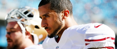 What Colin Kaepernick's National Anthem Protest Tells Us About America
