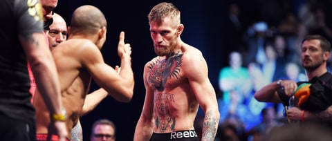 Conor McGregor Just Wants to Raise Two UFC Title Belts: 'Let Me Do It'