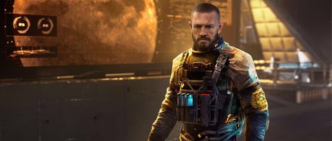 Conor McGregor on Being in 'Call of Duty: Infinite Warfare': 'I Do Big Things'