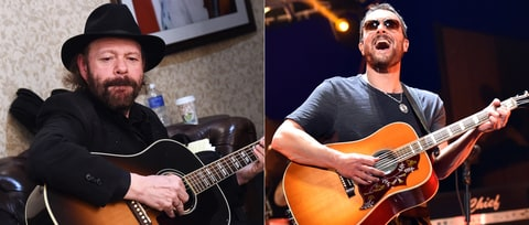 Hear Eric Church, Blackie and the Rodeo Kings' Brooding 'Bury My Heart'