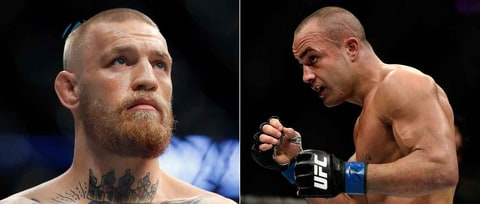 Conor McGregor to Fight Eddie Alvarez for Lightweight Title at UFC 205