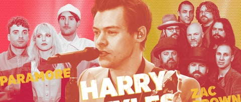 Harry Styles, Paramore, Zac Brown Band and 18 More Albums to Hear Now
