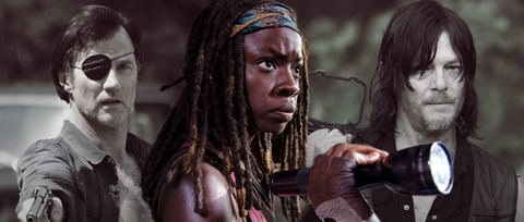 30 Best 'Walking Dead' Characters