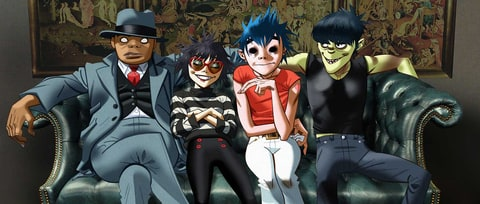 Hear Gorillaz' Synth-Heavy New Song 'The Apprentice'