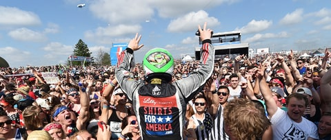 Ric Flair, Zedd, Action Bronson, More Set to Party at the Indy 500 Snake Pit
