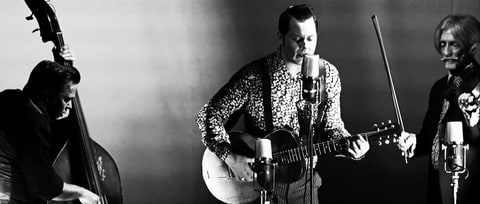 Watch Jack White's Haunting Acoustic 'The Rose With the Broken Neck'