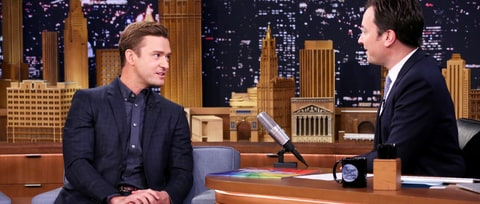 Justin Timberlake Talks Voting Booth Selfie Gaffe on 'Fallon'