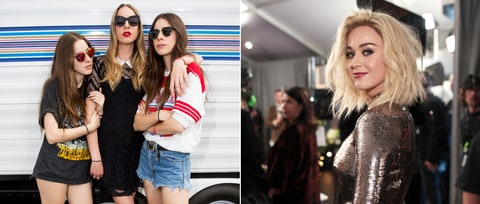 Haim, Katy Perry Plot 'SNL' Musical Performances