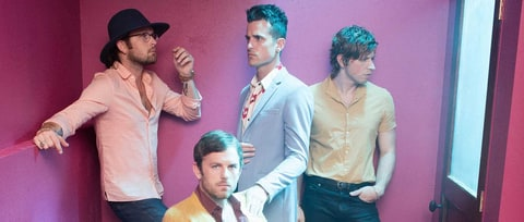 Kings of Leon Tack on Fall Dates to 'Walls' Tour