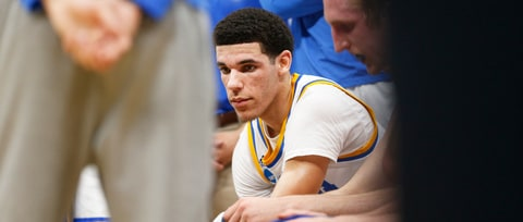 College Basketball Star Lonzo Ball's Hollywood Dreams Could Come True