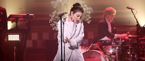 Watch Lorde Perform Artful 'Perfect Places' on 'Fallon'