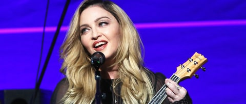 Madonna on Donald Trump's Election Win: 'We're F--ked'