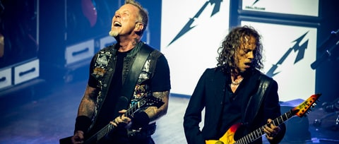 Watch Metallica Debut 'Moth Into Flame' at Small NYC Gig