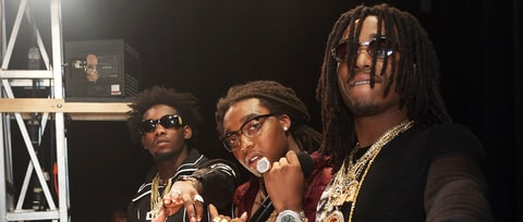 Hear Migos Proclaim 'I Can' on Sharp New Song