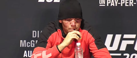 Why Nate Diaz's Post-Fight Vaping Shouldn't Be a Big Deal
