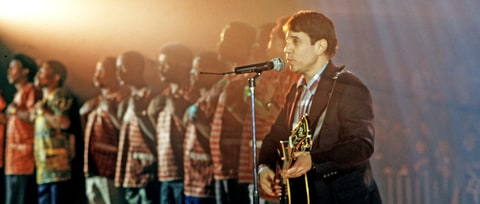 Paul Simon's 'Graceland': 10 Things You Didn't Know