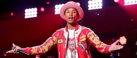 Pharrell Williams Blends Gospel, Soul on New Song 'Able'