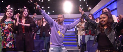Watch Rae Sremmurd Go Wild Performing 'Black Beatles' on 'Ellen'