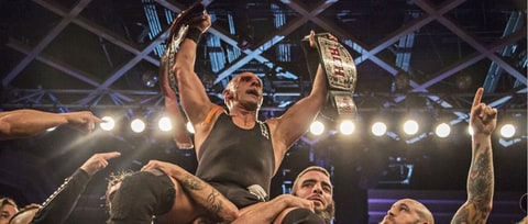 ROH's Christopher Daniels on Ending Wrestling's Longest World Title Dry Spell