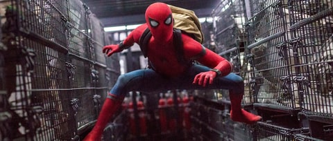 See Spider-Man's New High-Tech Suit in 'Homecoming' Trailer