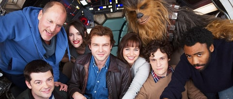 Disney CEO Bob Iger Details New 'Star Wars' Han Solo Spinoff