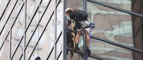 Trump Tower Climber Hit With Reckless Endangerment, Trespassing Charges
