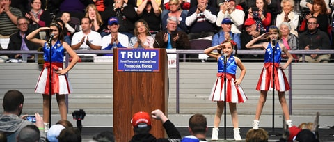 USA Freedom Kids to Sue Trump Campaign Over Broken Promises