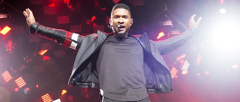 Usher Announces New LP 'Hard II Love,' Drops Two Tracks