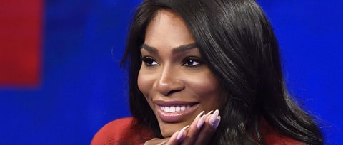 Serena Williams Announces Pregnancy With Snapchat Photo