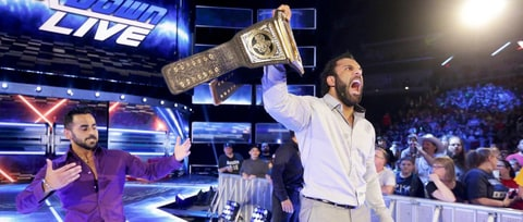 Why Jinder Mahal's WWE Rise Is Smart Business, Great Entertainment
