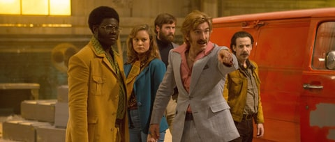 Martin Scorsese and Ben Wheatley on 'Free Fire,' Gunfights and Crime Flicks