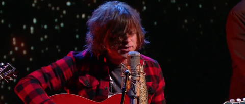 See Ryan Adams, Infamous Stringdusters Do 'Sweet Carolina' on 'Colbert'