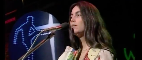 Flashback: See Emmylou Harris's Delicate 'Together Again' on the BBC
