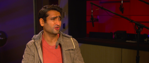 Watch Silicon Valley's Nanjiani Voice a Neurotic 'Shadow of War' Orc